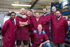 UK Precision Engineering Employees