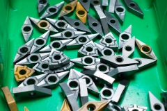 Tooling inserts