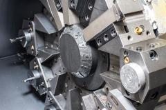 Precision Engineering turning Lathe turret
