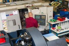 UK Precision Engineering Factory