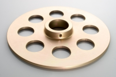 Turned & Milled Component Part