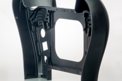 UK Precision Black Anodised and Painted Milled Component Parts